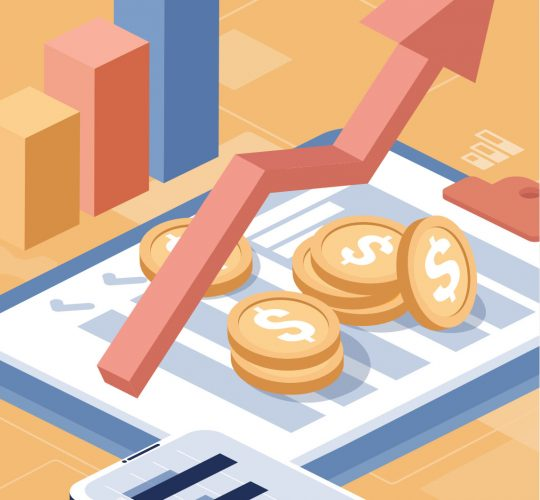 chart-coins